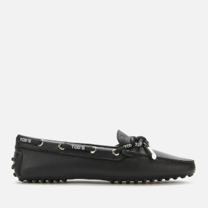 Tod's Women's Heaven Driving Shoes - Black