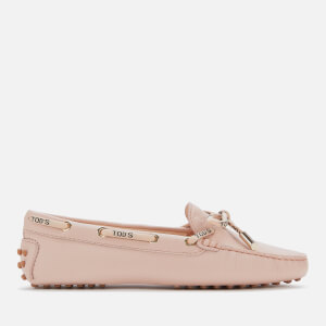 Tod's Women's Heaven Driving Shoes - Pink