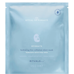 Rituals The Ritual of Namaste Hydrating Sheet Mask