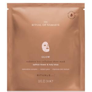 Rituals The Ritual of Namaste Glow Radiance Sheet Mask