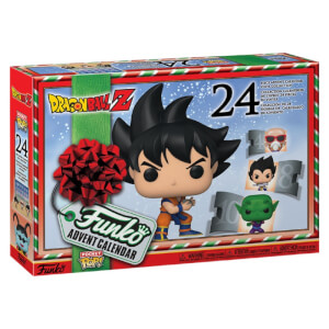 Calendario dell'avvento Dragon Ball Z