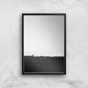 Minimal Ground Giclee Art Print