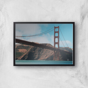 Golden Gate Bridge Giclee Art Print