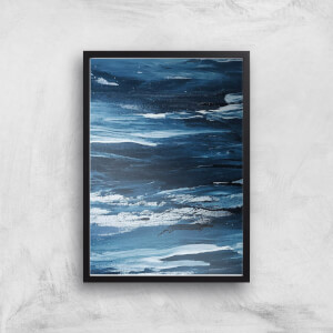 Lost At Sea Giclee Art Print