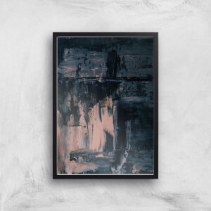 Burnt Out Giclee Art Print
