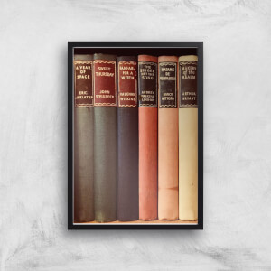 Old Book Shop Giclee Art Print