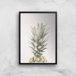 Pineapple Top Giclee Art Print