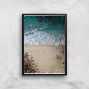 Shore Line Giclee Art Print