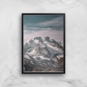 Rocky Mountain Giclee Art Print