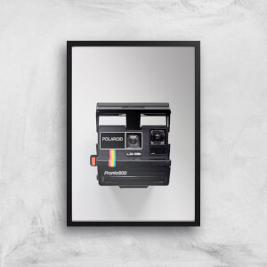 Polaroid Camera Giclee Art Print