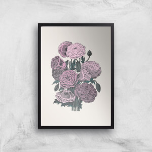 Peonies Giclee Art Print