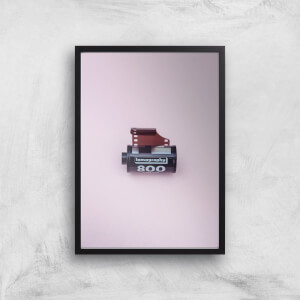 Camera Roll Giclee Art Print