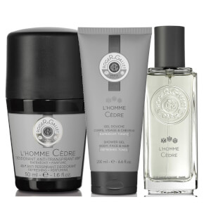 Roger&Gallet L'Homme Cedre Men's Fragrance Bundle