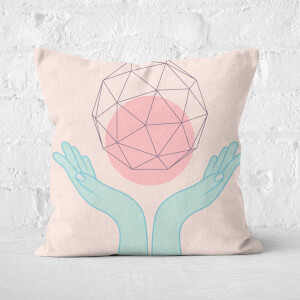 Enlightenment Square Cushion