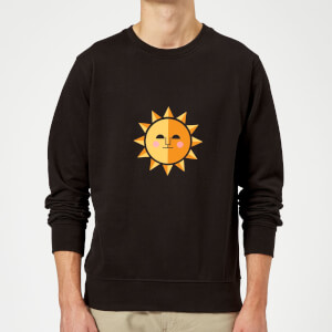 The Sun Sweatshirt - Black