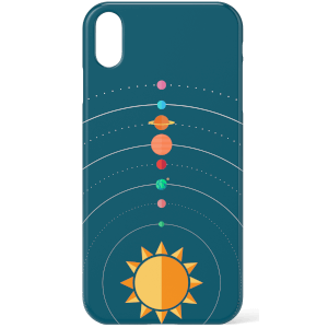 Solar System Phone Case for iPhone and Android
