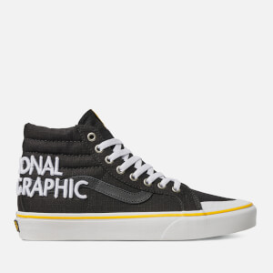 Vans X National Geographic Sk8-Hi Reissue 138 Trainers - Logo