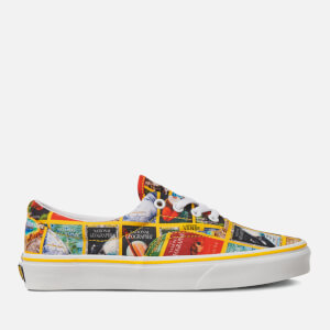 Vans X National Geographic Toddlers' Era Elastic Lace Trainers - Multi Covers/True
