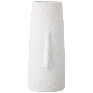 Bloomingville Deco Vase - White