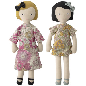 Bloomingville MINI Dolls (Set of 2)