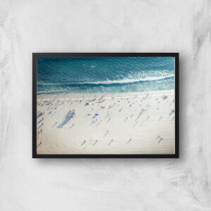 Salty Air Giclee Art Print