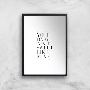 Your Baby Giclee Art Print