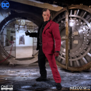Mezco One:12 Collective Batman Two-Face Action Figure