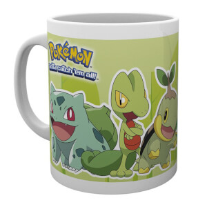 Grass Partner Pokémon Mug