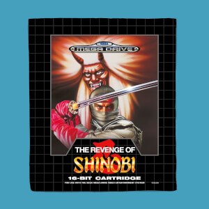 SEGA Revenge Of Shinobi Fleece Blanket