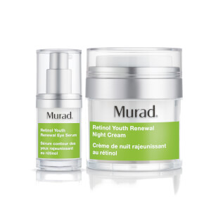Murad Retinol Youth Renewal Face and Eye Bundle