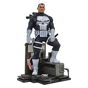 Diamond Select Marvel Gallery Punisher Comic PVC Figure
