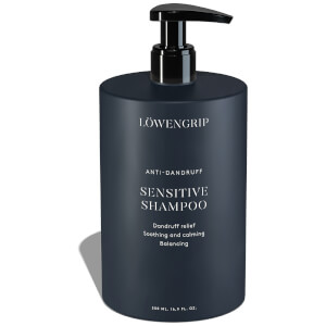 Löwengrip Anti-Dandruff Sensitive Shampoo 500ml