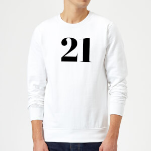 21 Sweatshirt - White