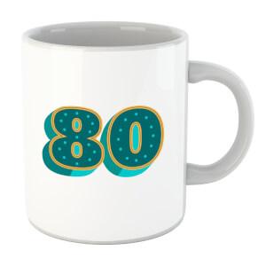80 Dots Mug