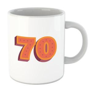 70 Dots Mug