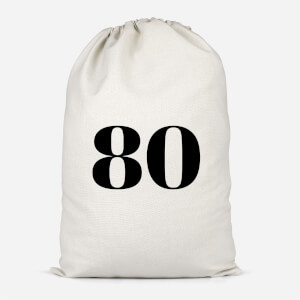 80 Cotton Storage Bag