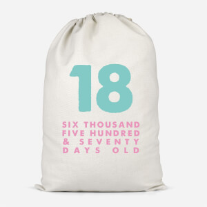 18 Six Thousand Five Hundred And Seventy Days Old Cotton Storage Bag
