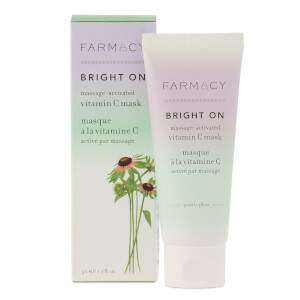FARMACY Bright On Clay Mask 50ml