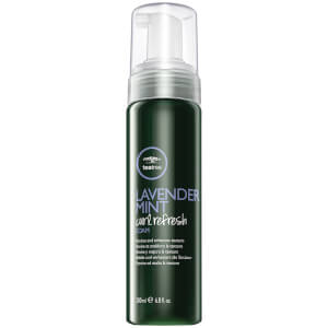 Paul Mitchell Tea Tree Lavender Mint Curl Refresh Foam 200ml