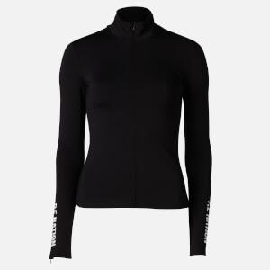 P.E Nation Women's Three Pointer Long Sleeve T-Shirt - Black
