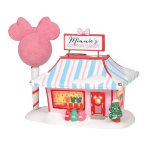 Disney Village Minnie Mouse's Cotton Candy Shop 19cm