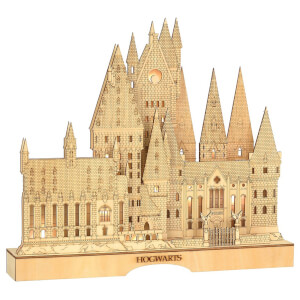 Harry Potter Village Harry Potter™ Hogwarts™ Lit Centrepiece 36.5cm