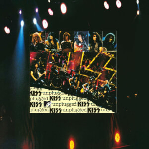 KISS - MTV Unplugged 2LP