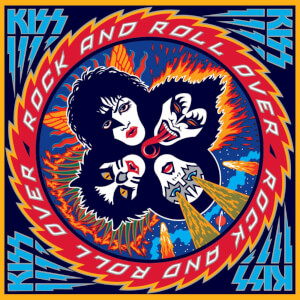 KISS - Rock And Roll Over LP