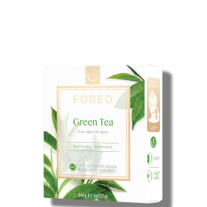 FOREO Green Tea UFO Purifying Face Mask (6 Pack)
