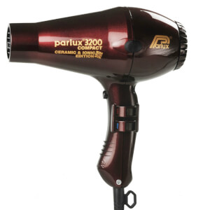 Parlux 3200 Compact Ceramic & Ionic Hair Dryer 1900W (Various Shades)