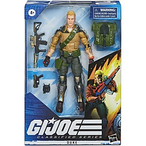 Hasbro G.I. Joe Classified Series Duke 6-Inch Scale Action Figure 04