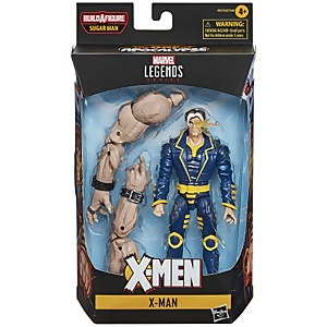 Hasbro Marvel Legends 6-inch X-Man X-Men: Age of Apocalypse Figure