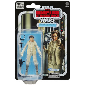 Figura de acción Princesa Leia Organa (Hoth) - Star Wars The Black Series