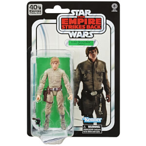 Star Wars The Black Series, figurine Luke Skywalker (Bespin)